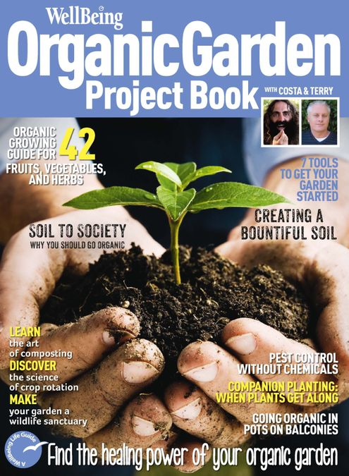 Wellbeing Organic Garden Project Book
