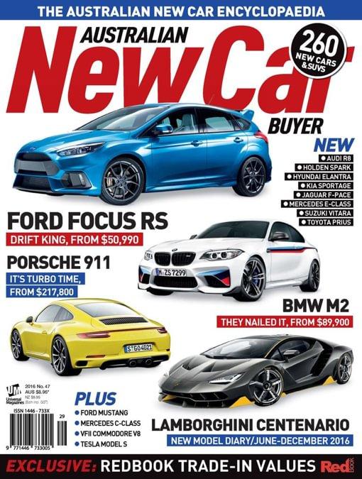 Australian New Car Buyer