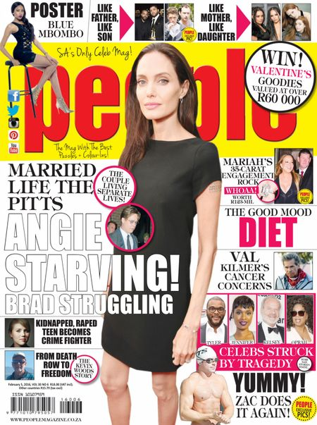 0ce01dc96ebe2 Buy Week 6 - 2016 - People Magazine South Africa