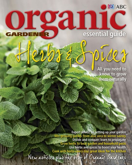 ABC Organic Gardener Magazine Essential Guides
