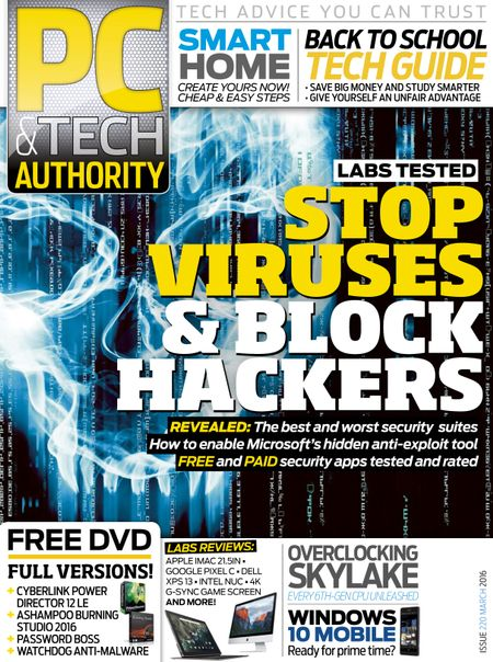 Buy March 2016 - PC   Tech Authority 8876cd30f