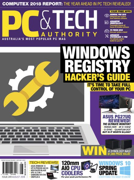 Buy August 2018 - PC & Tech Authority