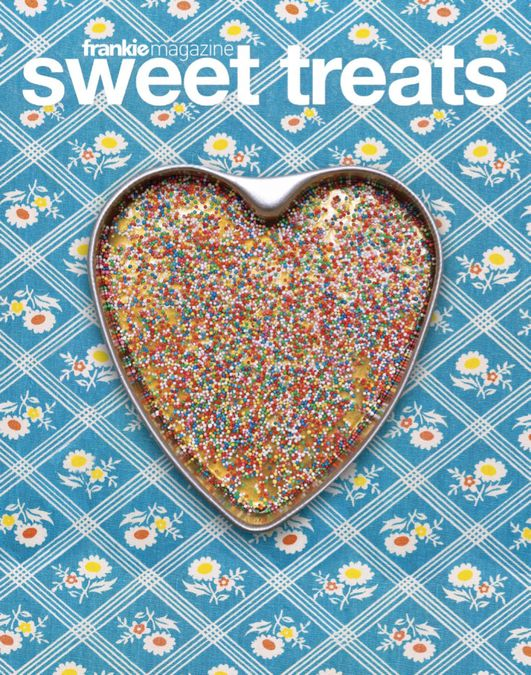 Sweet Treats by frankie magazine