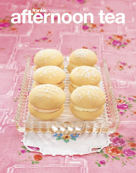 Afternoon Tea by frankie magazine