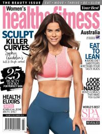 March 01, 2018 issue of Women's Health and Fitness Magazine