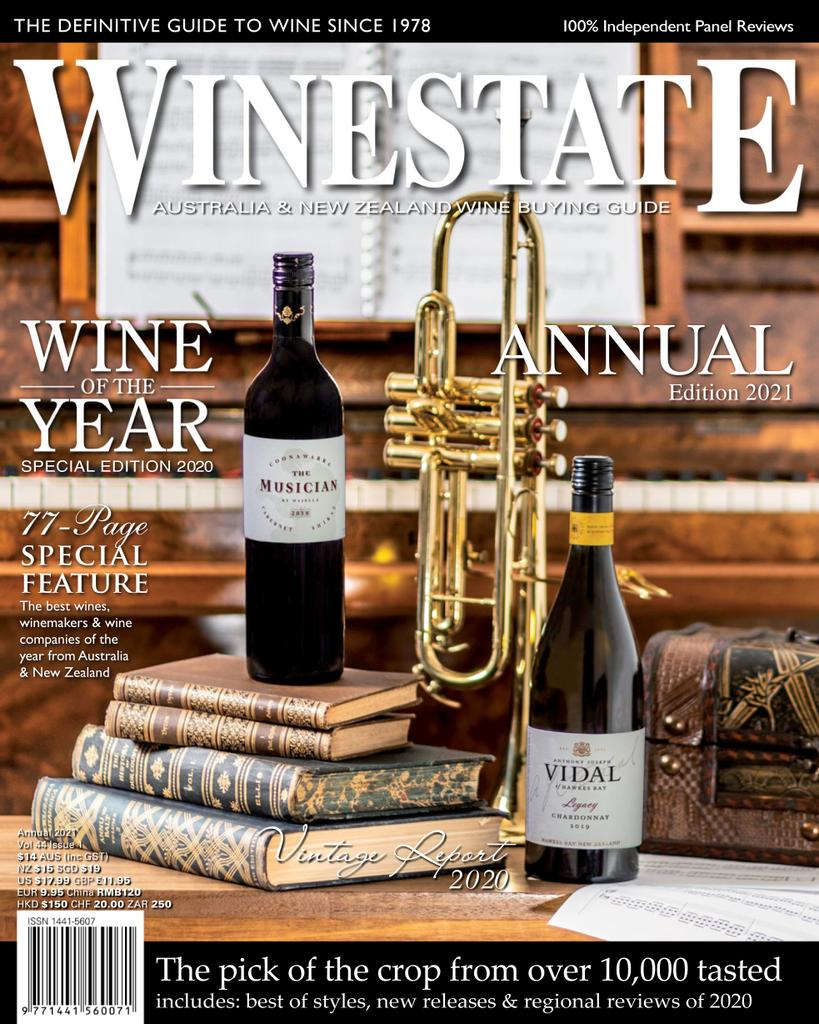 Winestate Magazine