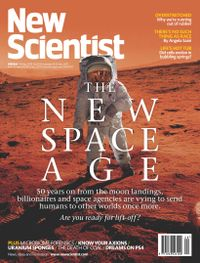 May 17, 2019 issue of New Scientist Australian Edition