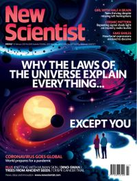 February 14, 2020 issue of New Scientist Australian Edition