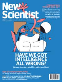 January 16, 2021 issue of New Scientist Australian Edition