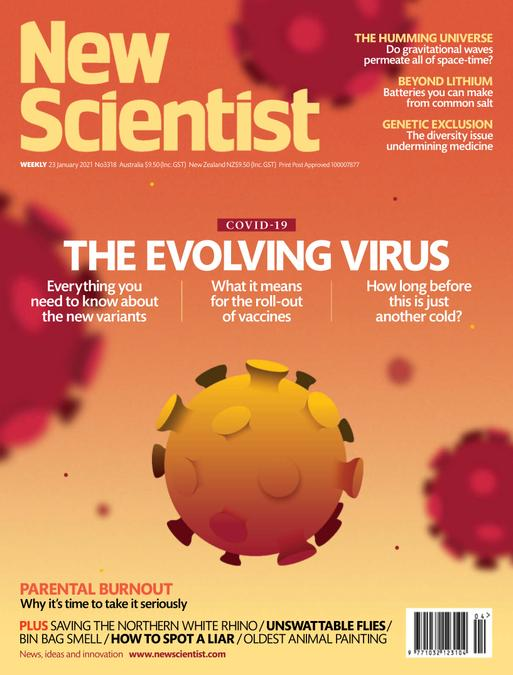 New Scientist Australian Edition