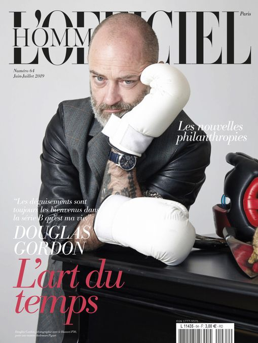 L'Officiel Hommes Paris