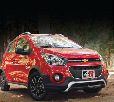 CHEVROLET BEAT ACTIV CON NUEVO OUTF IT
