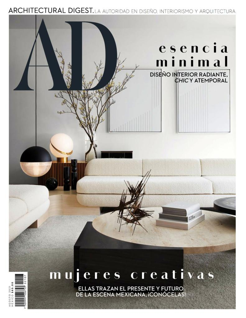 Architectural Digest Mexico - Subscription Subscriptions