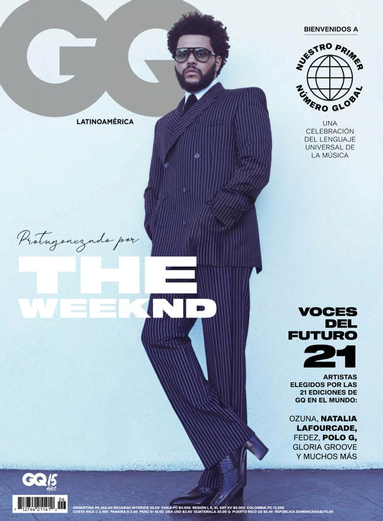 GQ Latin America - Subscription Subscriptions