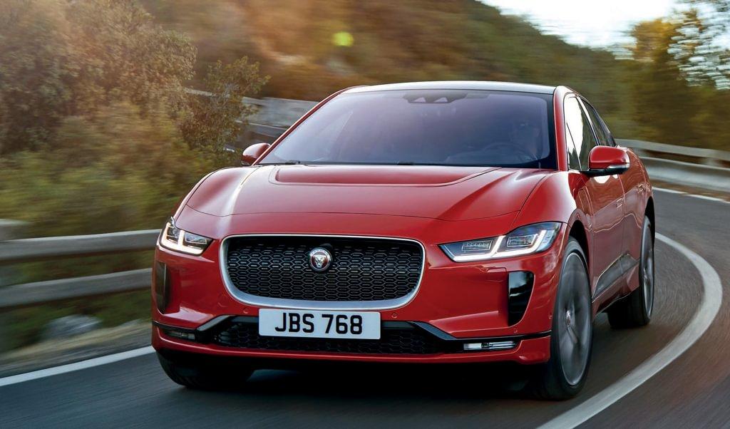 Jaguar I-Pace steals a march on rivals