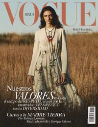 December 31, 2019 issue of Vogue Mexico