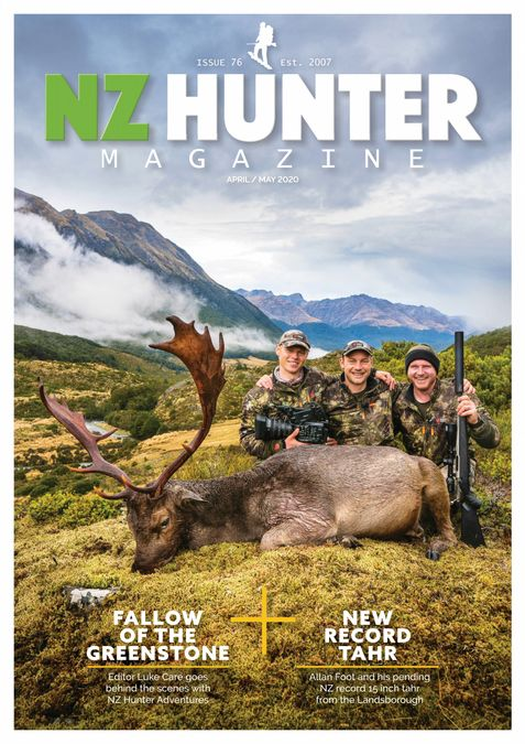 NZ Hunter