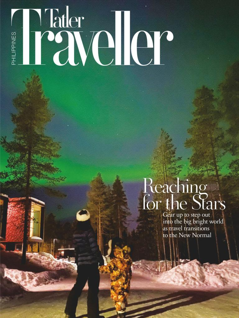 Philippine Tatler Traveller - Subscription Subscriptions