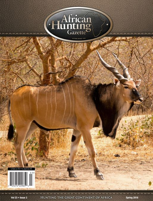 African Hunting Gazette