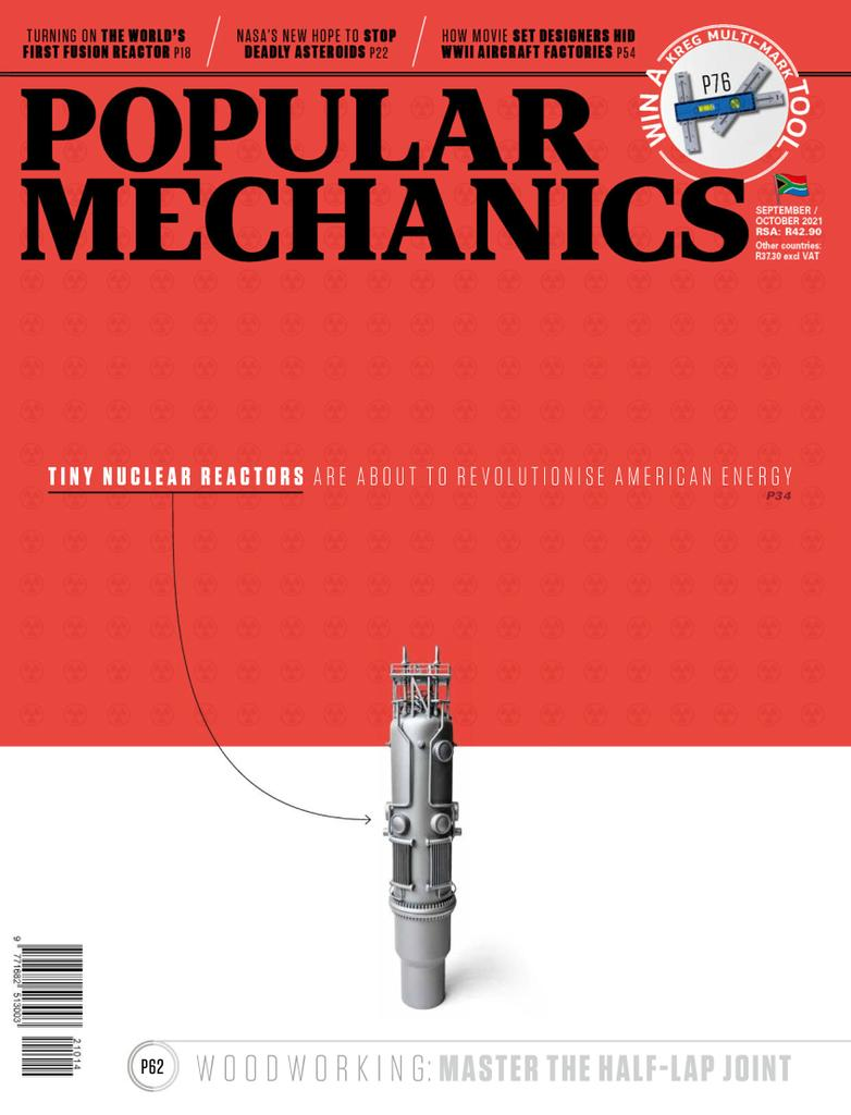 Popular Mechanics South Africa - Subscription Subscriptions