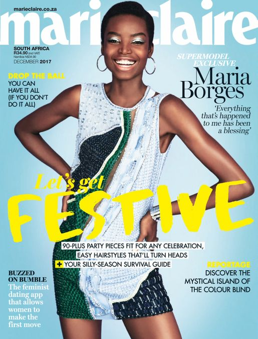 Marie Claire South Africa