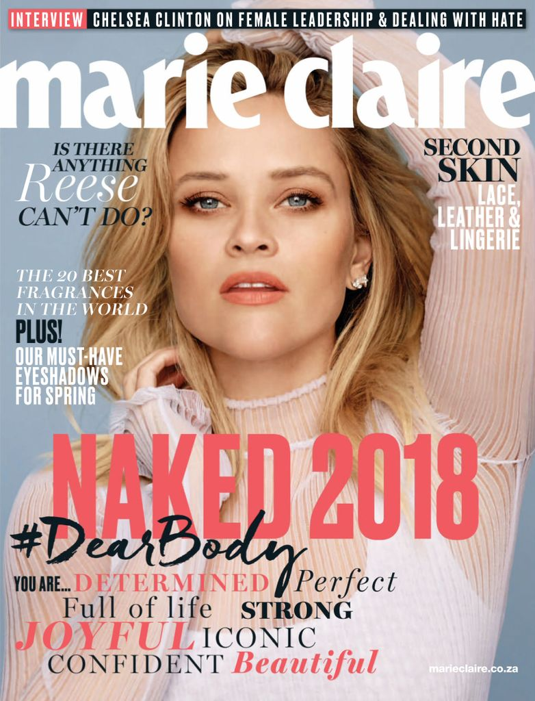 8dfd6d5f952 Buy September 2018 - Marie Claire South Africa