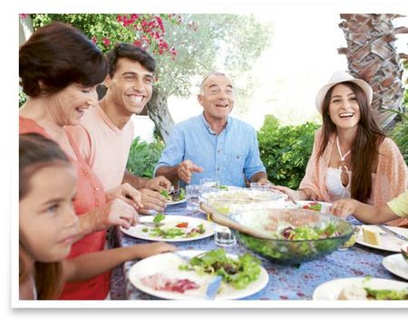 Dieta Mediterránea, sus múltiples beneficios