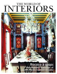 July 31, 2019 issue of The World of Interiors