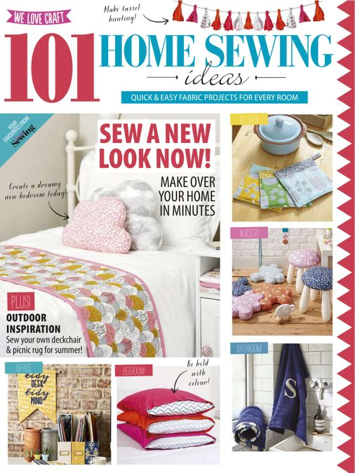 101 Home Sewing Ideas