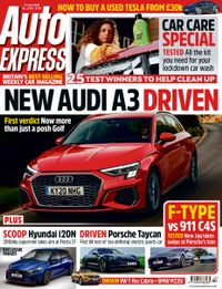 April 01, 2020 issue of Auto Express