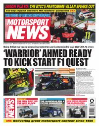 June 03, 2020 issue of Motorsport News
