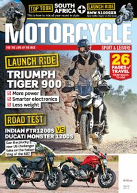 May 01, 2020 issue of Motorcycle Sport & Leisure