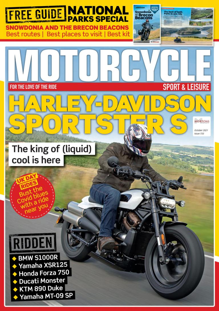 Mortons_Motorcycle Sport & Leisure - Subscription