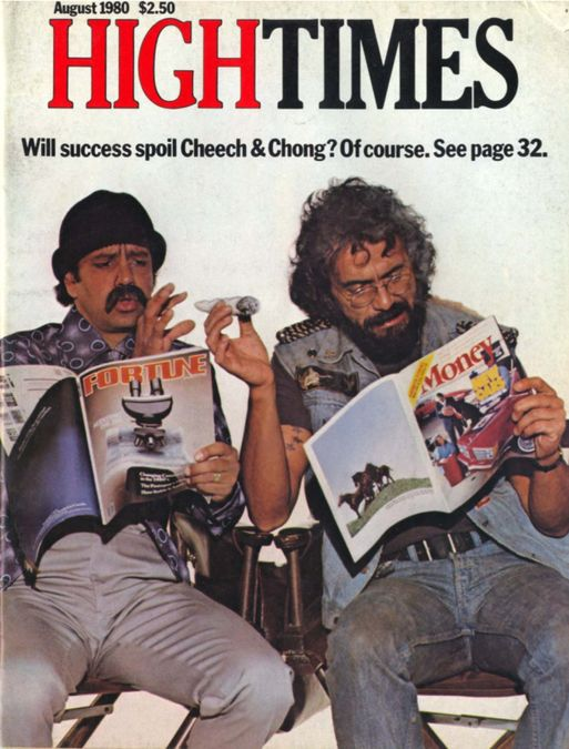 High Times- Cheech and Chong Edition
