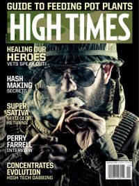 August 31, 2019 issue of High Times