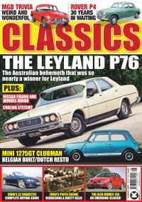 August 01, 2020 issue of Classics Monthly