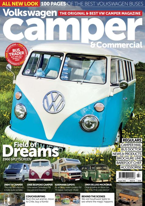 Volkswagen Camper and Commercial