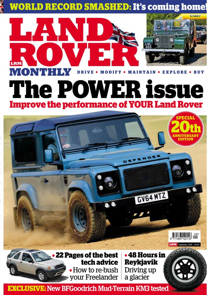 6f7345d8a1 Buy April 2018 - Land Rover Monthly
