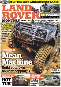 April 30, 2019 issue of Land Rover Monthly