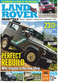 August 31, 2019 issue of Land Rover Monthly
