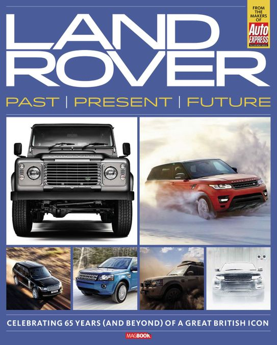 Landrover Past, Present and Future