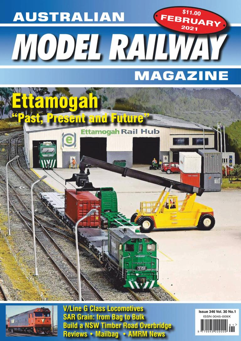 Australian Model Railway Magazine