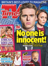 September 21, 2018 issue of TV Times