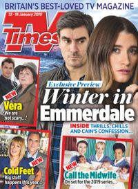 January 11, 2019 issue of TV Times