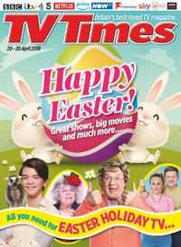 April 19, 2019 issue of TV Times