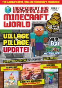 March 31, 2019 issue of Minecraft World Magazine