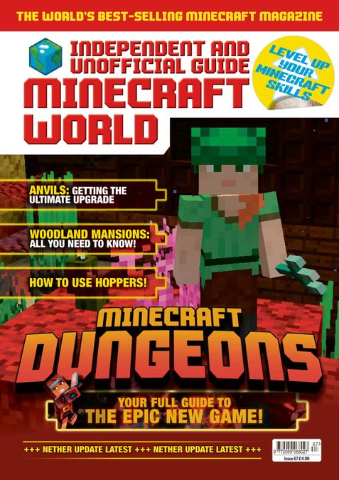 Minecraft World Magazine