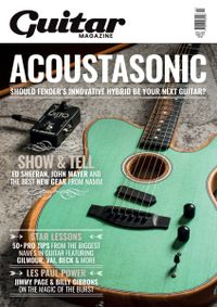 March 31, 2019 issue of The Guitar Magazine