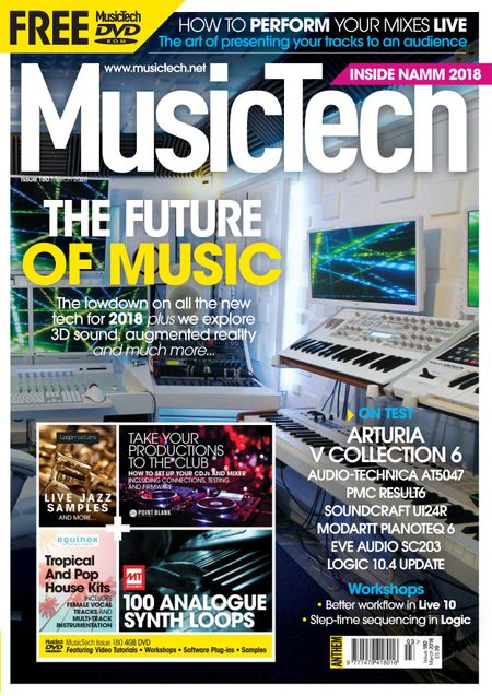 Buy March 2018 - Music Tech Magazine