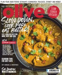 January 01, 2020 issue of Olive Magazine